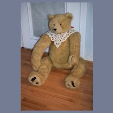 "Wonderful Teddy Bear Studio Signature Collection Max-a-Million 9543 Jointed 44"" Tall WONDERFUL"