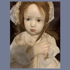 FAB J. Williamson Artist Doll Jamie Williamson WONDERFUL Artistic Doll