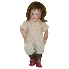 Antique Doll Bisque SFBJ French Toddler Laughing Jumeau 236