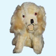 Old Sweet Miniature Dog Doll Companion Adorable