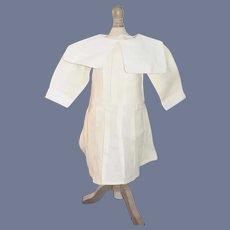 Vintage Doll Sweet Drop Waist Dress Flap Collars