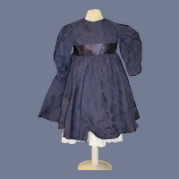 Wonderful Doll Dress French Market Hand Made