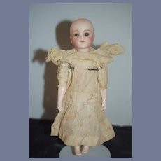 Wonderful French Doll Dress Factory Made Gorgeous For Petite Doll