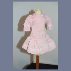 Wonderful Drop waist Doll Dress Gingham