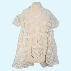 Gorgeous Lace Doll Dress Fancy Must See