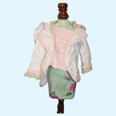 Wonderful Doll Jacket Fancy French Market