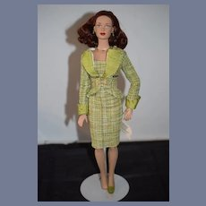 Brenda Starr Reporter Doll Dale Messick Jointed Fashion Doll W/ Wrist Tag