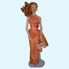 Beautiful Brenda Starr Reporter Doll Fancy Gown