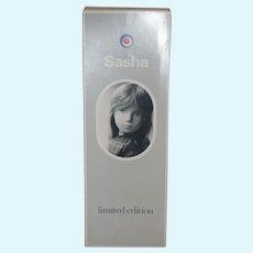 1983 Sasha Limited Edition Kiltie In Original Box W/ Hair Netting Gorgeous