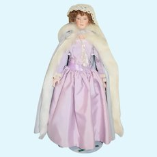 Vintage Artist Doll Letitia Penn By Linda Steele UFDC