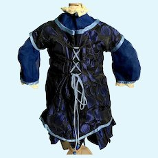 FAB Doll Dress Lace  Up Chest French Market