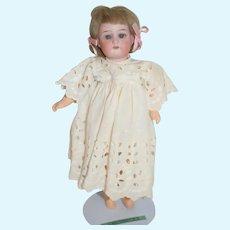 Antique Doll Bisque Head Composition Body Armand Marseille