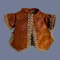 Beautiful Old Petite Doll Jacket Bolero