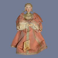 Old Devereux Models Hand Made In England Anne of Cleves 4th Wife Henry VIII