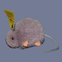 Original Steiff Mouse 1968 Miniature Mouse W/ Tags