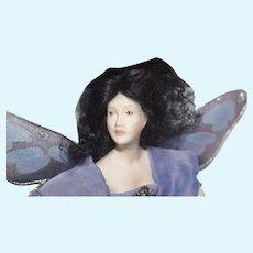 Artist Doll UFDC Celeste By Stephanie Blythe Angel Doll In Original Box Fairy