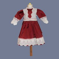 Sweet Doll Dress Made in France