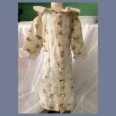 Sweet Doll Dress w/ Peter Pan Collar