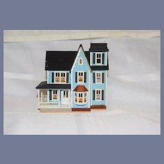 Adorable Vintage Miniature Dollhouse Millie August 1982 Dollhouse for Dollhouse