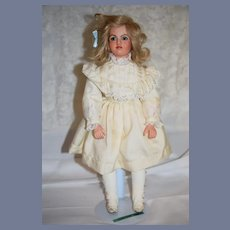 "Wonderful Doll Vintage ""Holly"" Fawn Zeller Signed Numbered Artist Doll"