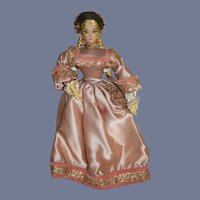 Wonderful Jane Seymour Portrait Doll Ottenberg W/ old Tag Henry The VIII Wife English Doll