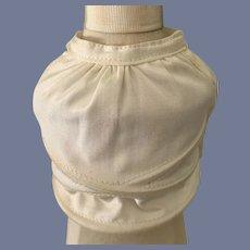 Vintage Doll Hoop Skirt Slip Petite Doll Undergarments