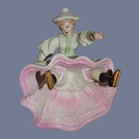 Vintage Doll Figurine Risque