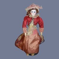Antique French Fashion Doll Petite Sweet Size Gorgeous