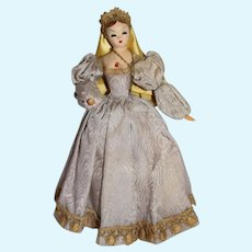 Queen Catherine Howard Wife of Henry VIII Original Ped-a-doll B. Brooks