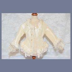 Vintage Karen Mayer Original Doll Jacket French Market