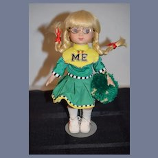 Vintage Mary Engelbreit Doll Cheerleader Sweet