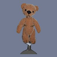 Sweet Vintage Teddy Bear Toonybears Artist Signed Daphne
