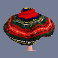 Large (X-Large) Royal Stewart Pure Wool Doll Hat