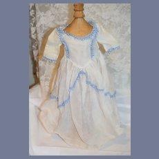 Wonderful Doll Dress Fashion Doll Fancy Trim Undergarment: