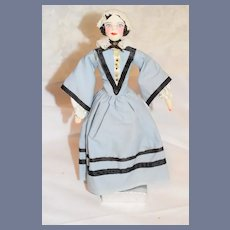 Wonderful Old Saroff Characater Doll English Florence Nightingale
