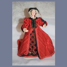 Wonderful Sculptured Catherine Parr Wife of King Henry VIII of England