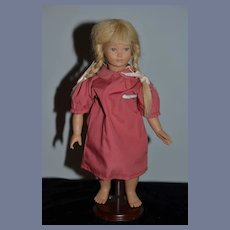 Vintage Heidi OTT Swiss Design Doll