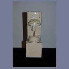 German Tin Bathroom Sink (Possibly Shower)
