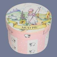 Mud Pie Little Bo-Peep Treasure Box