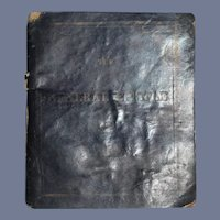 The General Epistle of James Miniature Book New Bedford, Mass CHARLES TABER & CO. 1857.