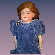 Antique Bisque Doll DEP Beautiful