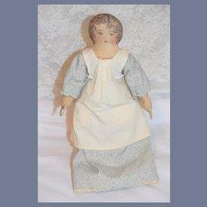 Vintage Doll Talbott Doll Company 1986 Cloth Doll W/ Original Tag