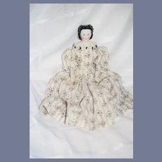 Antique Doll  China Head Conta & Boehme Fab Hair Style