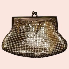 Beautiful Gold Sequin Doll Purse