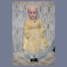 Antique Armand Marseille AM 390 Bisque and Compo 26 inch Doll