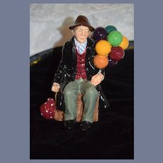 The Balloon Man Royal Doulton H.N. 1954