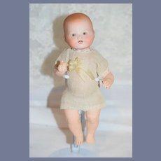 Armand Marseille 351 Doll Dream Baby in Original Box W/ Factory Clothes