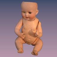 Antique Bisque Doll Heubach Koppelsdorf Baby Character