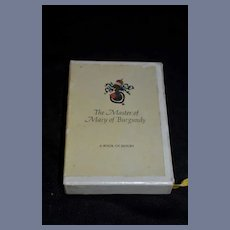 The Master of Mary of Burgundy, A book of hours 1970 George Braziller, Inc