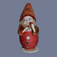 Miniature Doll Santa Miniature Dollhouse Sweet